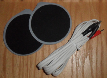 Silcon Pads with Leads