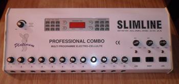 Slimline 24 Pad Professional